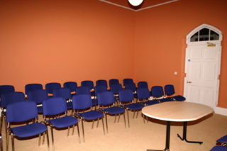 The Rossinver Room