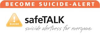 safeTALK -suicide alertness for everyone (half day programme)